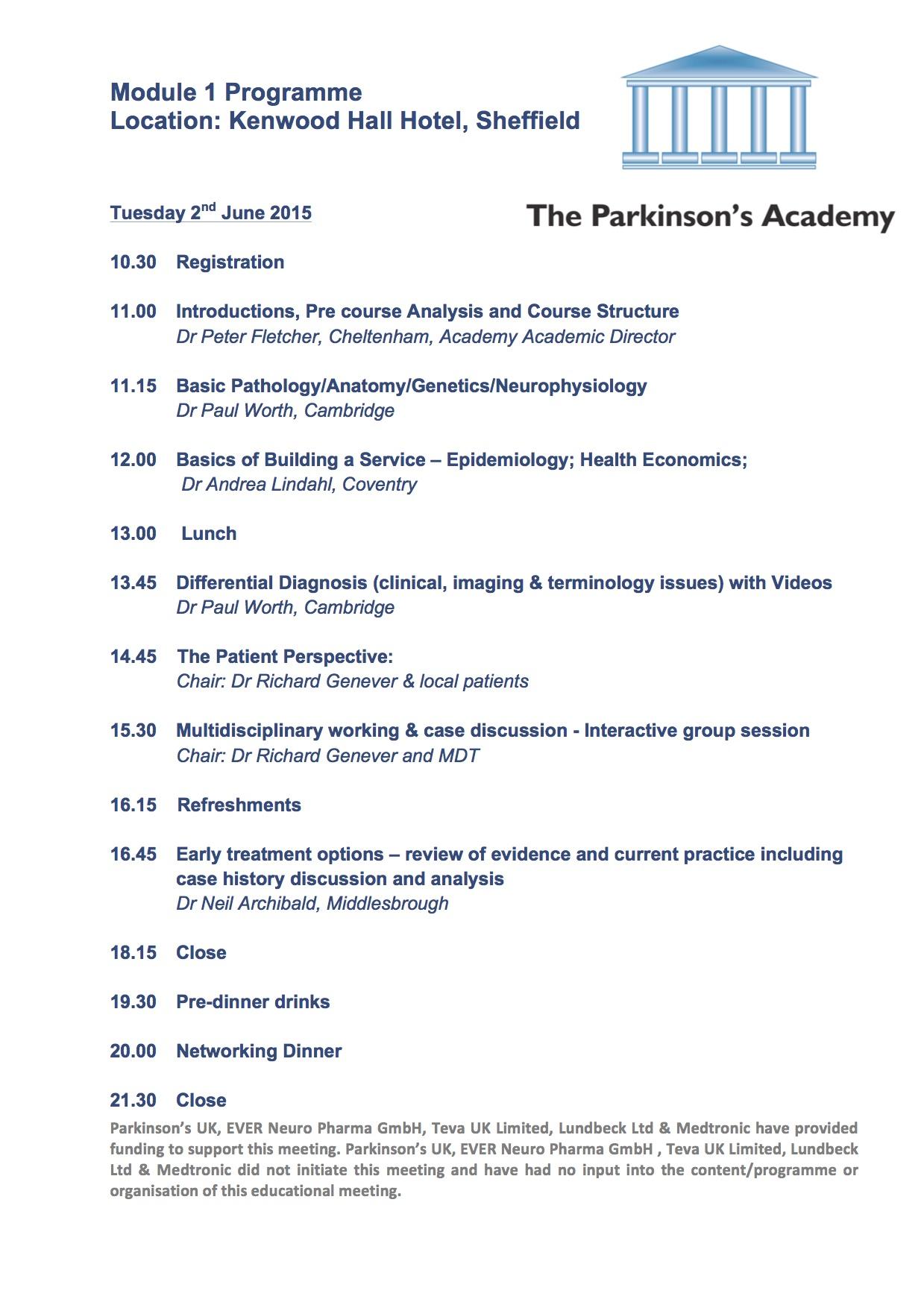 Consultant programme 2015 copy