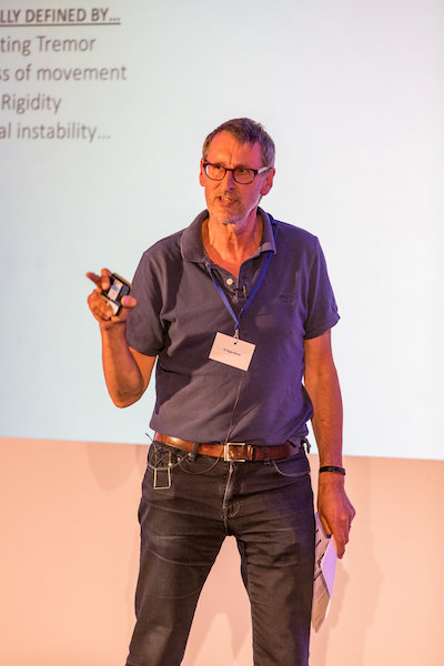 Prof Roger Barker